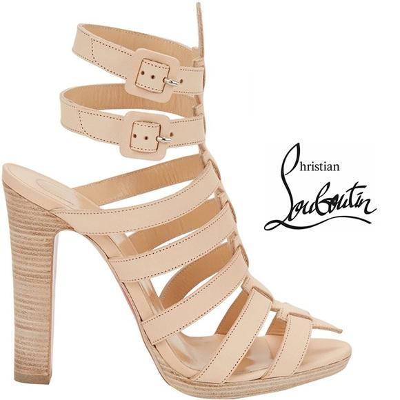 d406cb8d51d Christian Louboutin Shoes - Christian Louboutin Neronna Gladiator Sandal